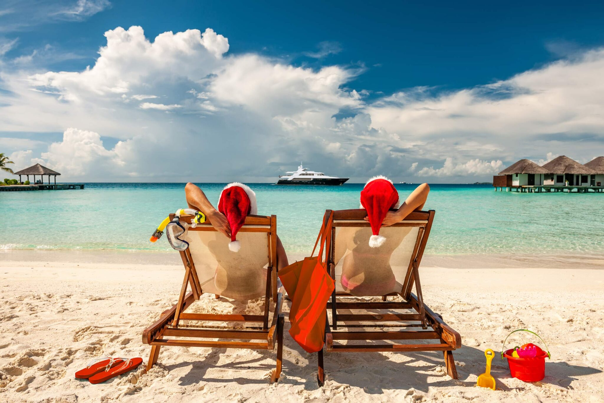 International Travel on the Cards for Christmas